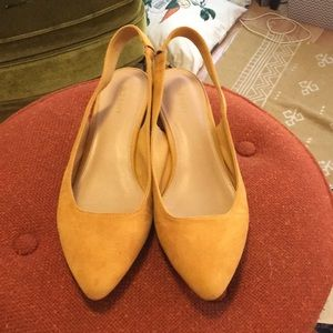 Mustard Point Old Navy Shoes